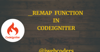 _remap function in codeigniter